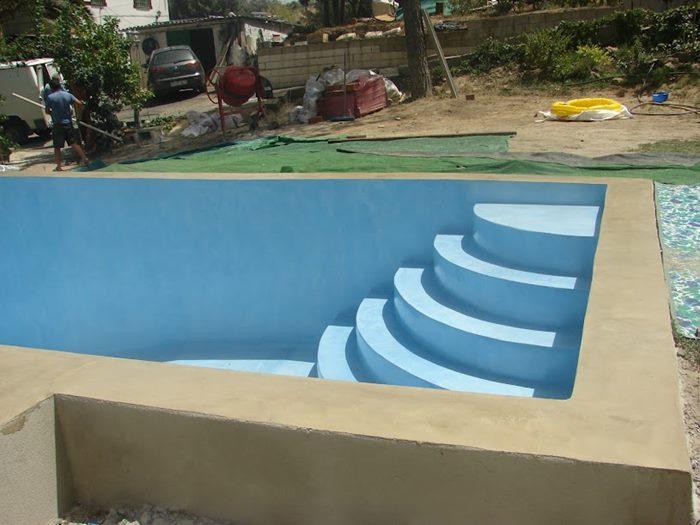 Fotos piscinas microcemento alcopedi microcemento - Microcemento para piscinas ...